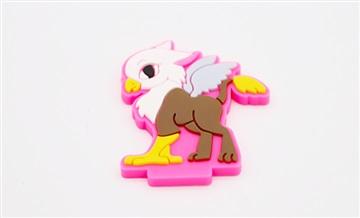 廠家新款創意PVC卡通公仔玩具塑料玩具卡通玩具