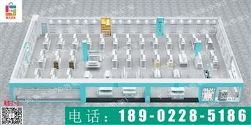 时尚百货行业和十元店货架,诺米货架,KKV货架厂家