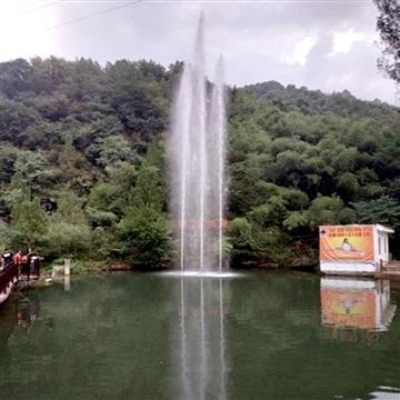 臨江網紅噴泉生產廠家的聯系方式 山東三喜吶喊噴泉