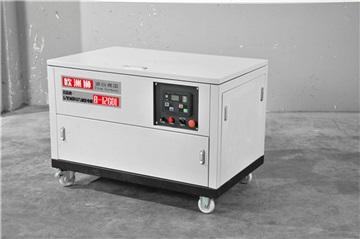 B-10GDI单相静音10千瓦汽油发电机