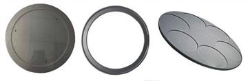 碳化硅涂层石墨制品 承载盘 预热环 筛盘 顶针