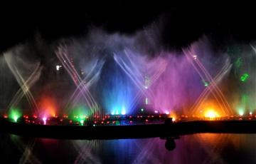 武汉水景喷泉公司 武汉喷泉公司
