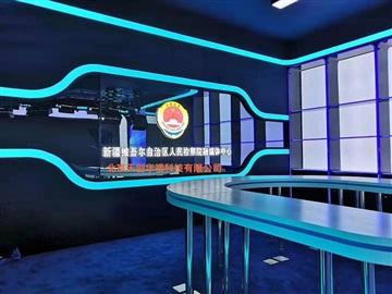 检查站融媒体演播室搭建设备清单介绍