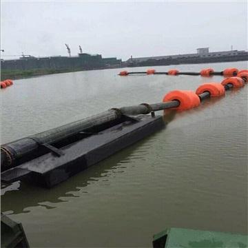 航道通航管道浮体 塑料管线浮体