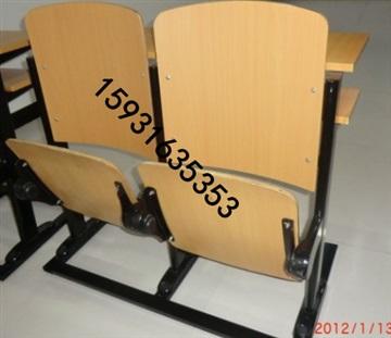 河北勝芳多層板連體排椅,廊坊階梯教室排椅