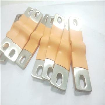 高分子擴散焊接工藝 電池電流導電銅排 電極銅巴供應