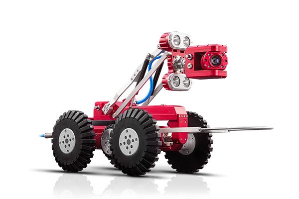 中仪股份x5-hq管道检测机器人热销产品