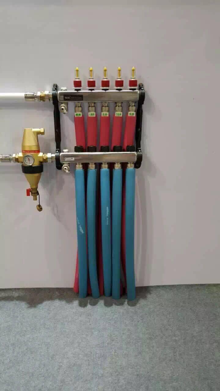 微泡排气排污阀,地暖除污器,地暖过滤器