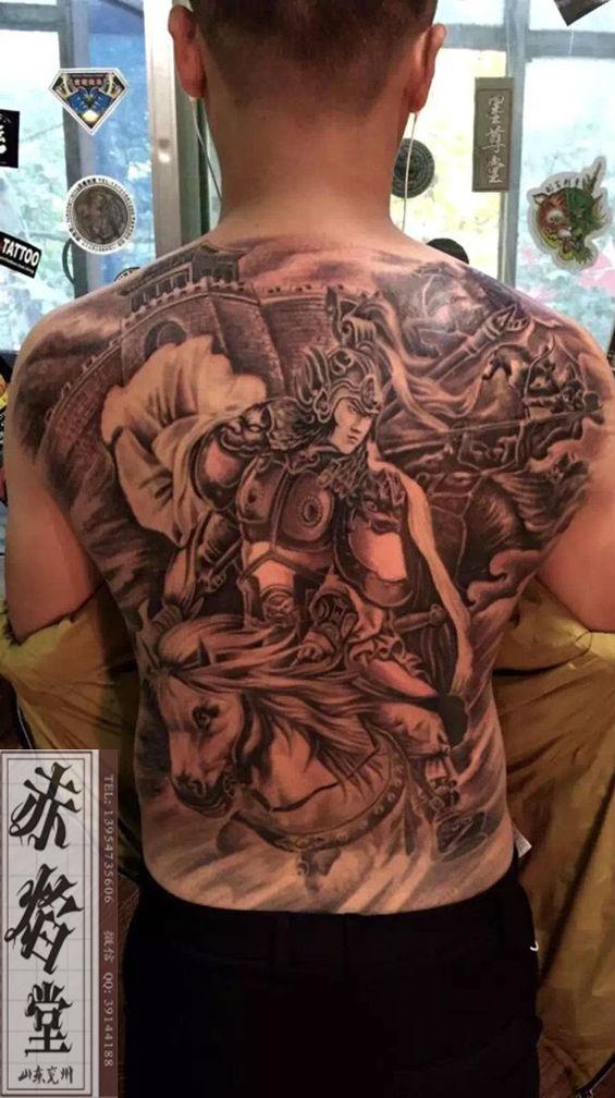 刺青 纹身 565_1008 竖版 竖屏