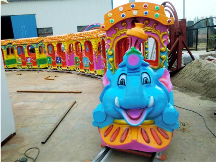 产品关键词:大象小火车,大象观光小火车,儿童游乐设施